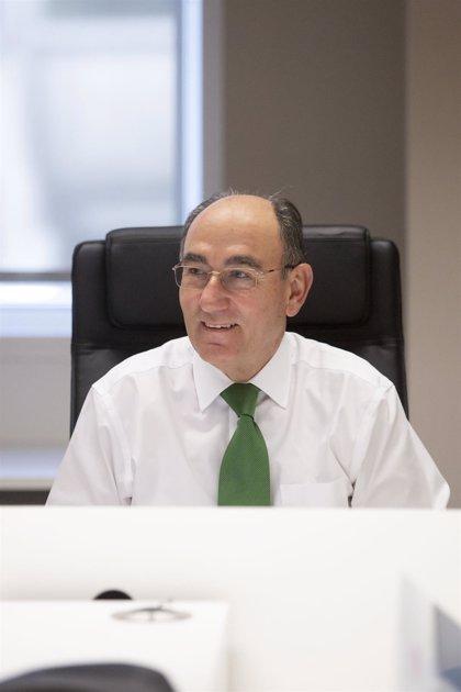"""Galán (Iberdrola) aplaude la """"ambición climática"""" de la UE y cree que es """"una oportunidad única"""" para España"""