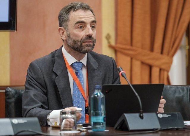 Luis Rey Goñi, director del Colegio Internacional de Sevilla - San Francisco de Paula