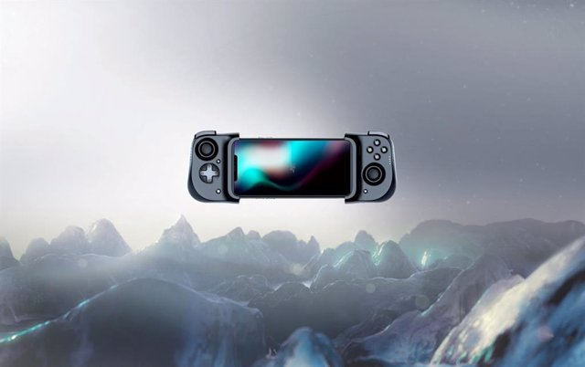 Razer lanza su mando físico Kishi para iPhone, para jugar con botones desde el m