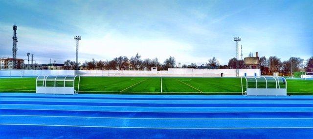Campo municipal de fútbol
