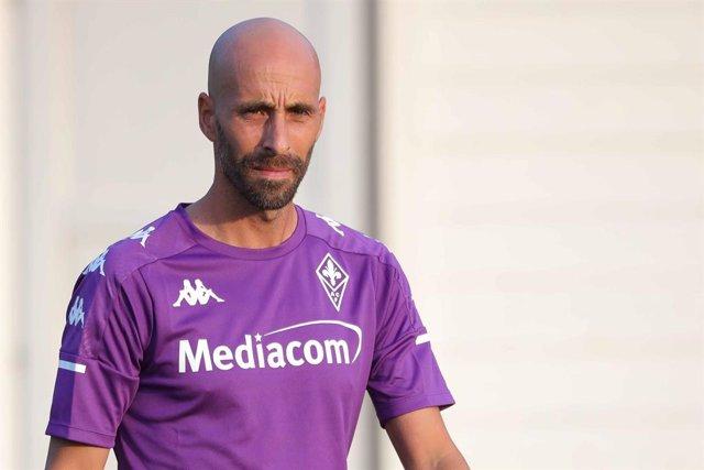 Fútbol.- Borja Valero regresa a la Fiorentina tres años después