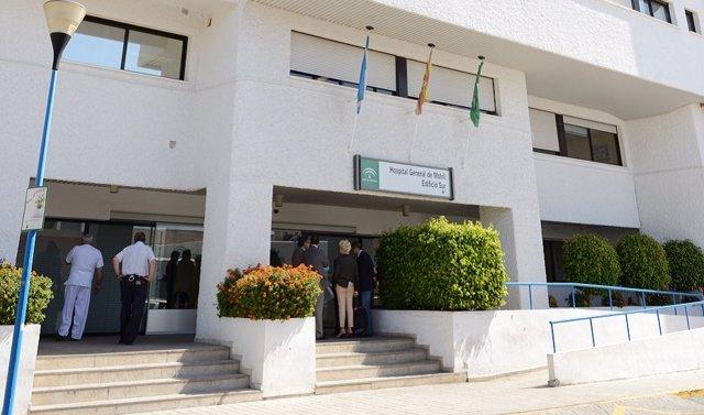 Granada.- Sucesos.- Cuatro personas resultan heridas tras el vuelco de un turismo en Salobreña