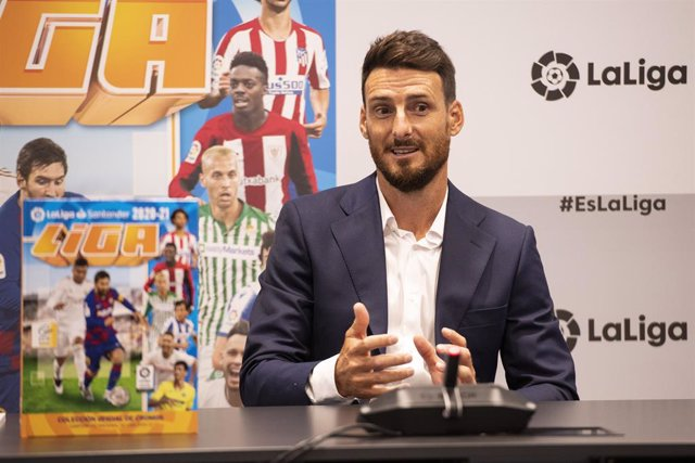 Fútbol.- Panini presenta la colección oficial de cromos de la temporada 2020-21