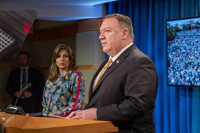 Irán.- Pompeo dice que EEUU volverá la semana que viene ante la ONU para intenta