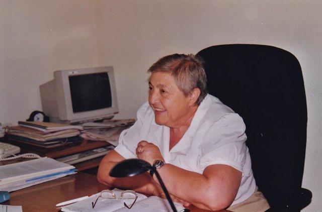 Nuria Gispert, en una imagen de archivo