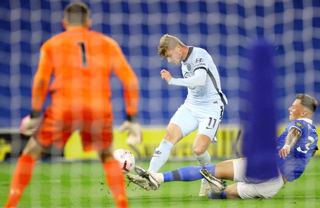 """Fútbol.- Timo Werner asegura que fichar por el Chelsea era """"la mejor decisión"""""""