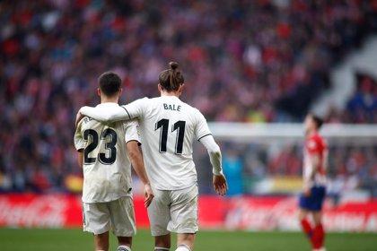 Bale y Reguilón pasan reconocimiento médico con el Tottenham