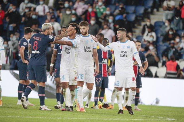 Fútbol.- La Liga Francesa investigará los posibles insultos racistas de Álvaro a