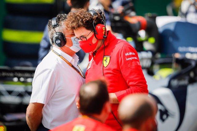 "Fórmula 1.- Binotto: ""En la historia de Ferrari siempre ha habido momentos de di"
