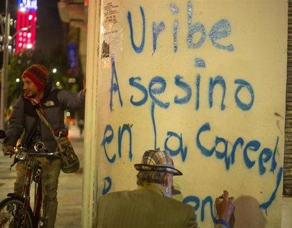 Colombia.- Suspendida la audiencia para definir la libertad domiciliaria del expresidente de Colombia Álvaro Uribe