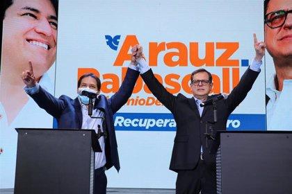 Ecuador.- El periodista Carlos Rabascall sustituirá a Correa como candidato a la Vicepresidencia de Ecuador