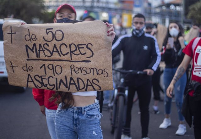 Colombia.- La ONU alerta de que, pese a los acuerdos de paz, Colombia sigue bajo