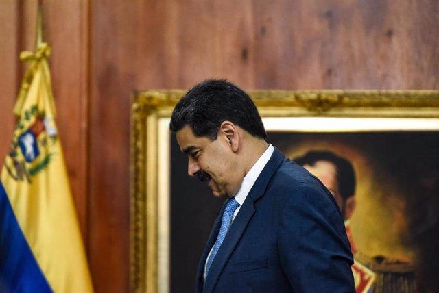Venezuela.- Maduro anuncia la creación de la Superintendencia Nacional Antidroga