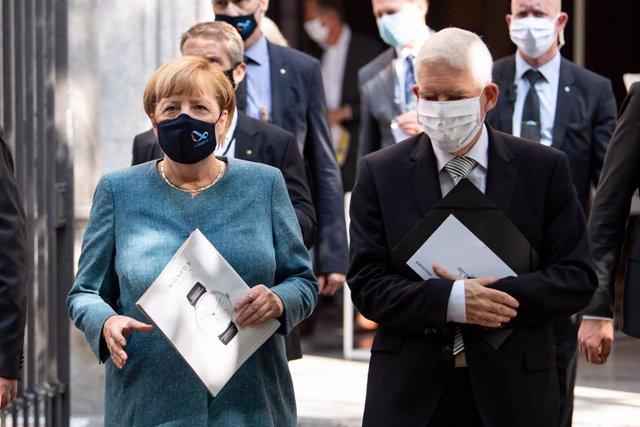 Coronavirus.- Alemania eleva el balance diario de coronavirus con 2.194 casos nu
