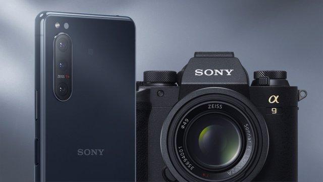 Sony presenta su nuevo móvil insignia Xperia 5 II con conectividad 5G, cámara tr
