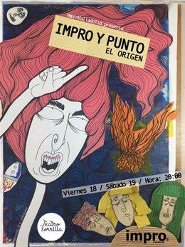 La compañía Impro Valladolid mantiene la convocatoria de sus dos representaciones para romper una lanza en favor de la cultura como espacio seguro.