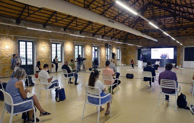 El Cuartel de Artillería de Murcia acoge el Encuentro Nacional de Diseño '8ENAD'