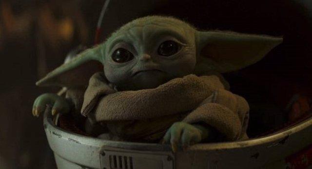 Baby Yoda en la temporada 2 de The Mandalorian
