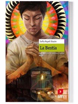 """La obra galardonada, titulada """"La Bestia"""""""
