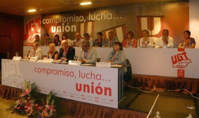 Congreso de UGT Cantabria. Archivo