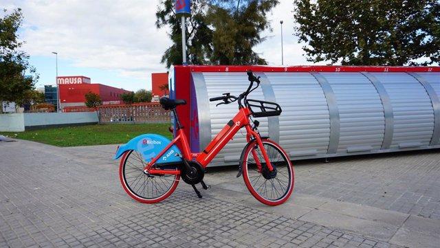 Bicicleta e-Bicibox