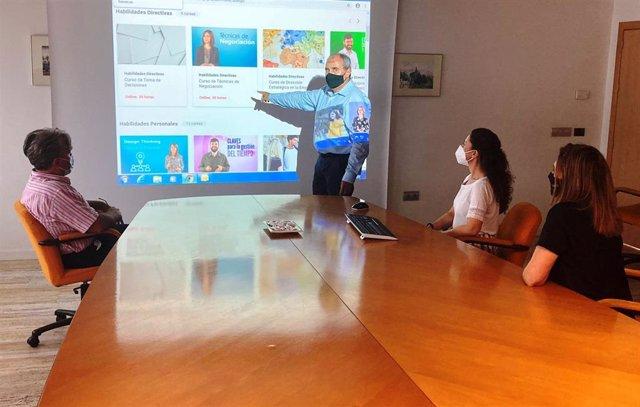 FREMM lanza sus primeros 80 cursos on-line sobre gestión, marketing, ofimática y teletrabajo