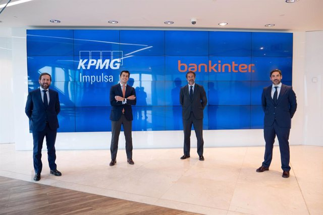 Acuerdo KPMG Impulsa y Bankinter.