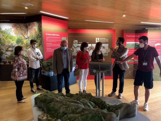 El Parque de Calares del Mundo y de la Sima recupera las cifras de visitas en ju