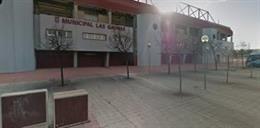 El PP pide cuenta sobre el retraso en el cambio de césped en el estadio de Las Gaunas.