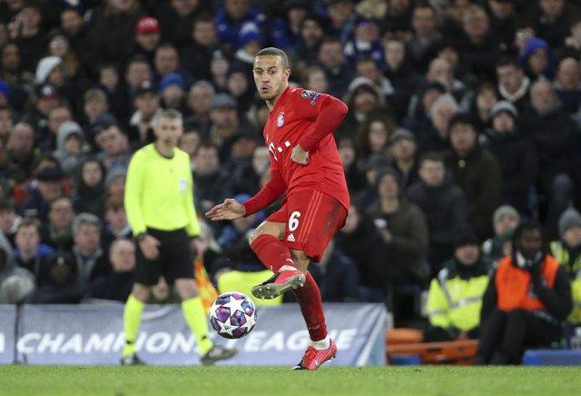 Fútbol.- El Bayern confirma el traspaso de Thiago Alcántara al Liverpool