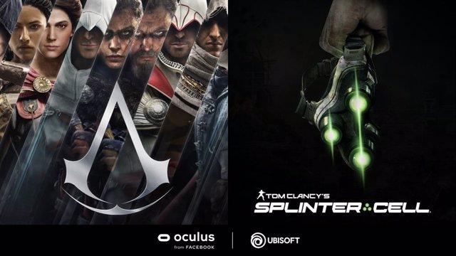 Ubisoft lanzará un nuevo Assassin's Creed en realidad virtual para Oculus