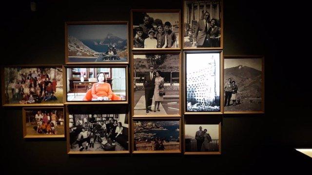 Imágenes de la exposición 'Delibes', en la Biblioteca Nacional