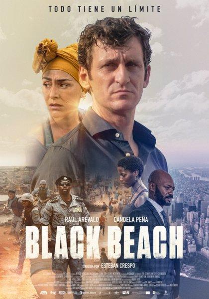 """Crespo ante el estreno de 'Black Beach': """"Lo del cine es un drama pero es momento de dar y Segura ha mostrado el camino"""""""