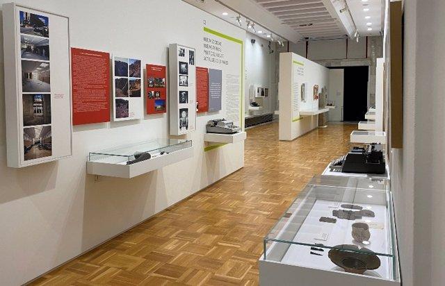 La imagen de la exposición soriana 'Museo Numantino. 100 años', seleccionada par