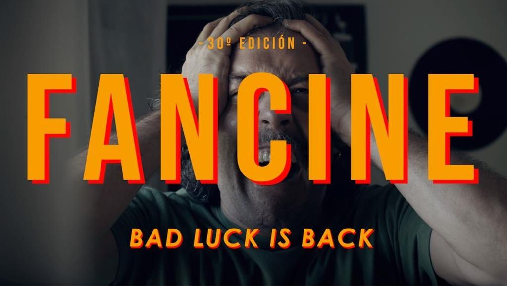 La 30 edición de Fancine presenta su spot, 'Bad Luck is bakc', y los cortometrajes de la sección oficial 3