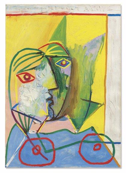 Un cuadro de Picasso de su amante Marie Thérèse-Walter, por primera vez a subasta por más de 6 millones de euros