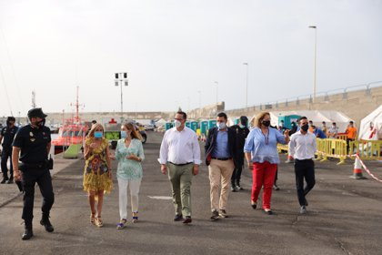AMP.- Pastor critica la poca diligencia del Gobierno ante la crisis migratoria y que no se preocupe de los que llegan
