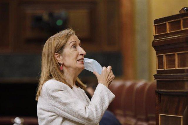La vicepresidenta segunda del Congreso y diputada del PP, Ana Pastor