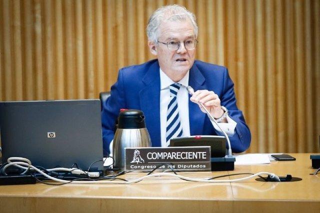 Economía.-Albella (CNMV) comparecerá este jueves en la Audiencia Nacional en calidad de testigo por la causa del Popular