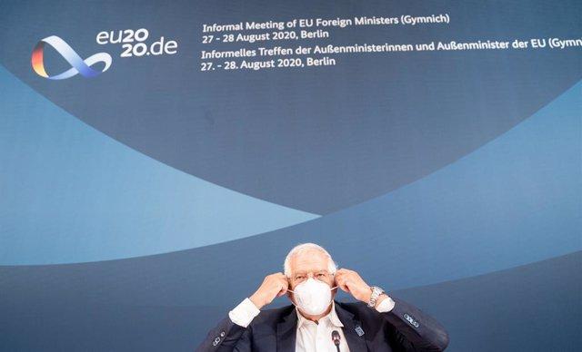 Rusia.- Moscú considera que el régimen de sanciones que prepara la UE evidencia