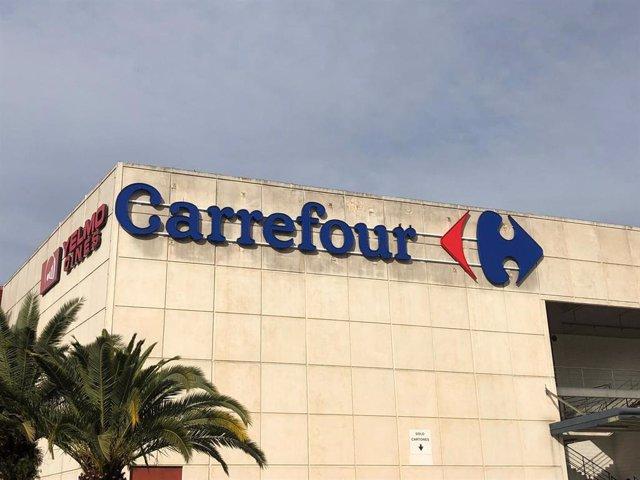 Centro Carrefour inaugurado este lunes en Sant Cugat del Vallès (Barcelona)