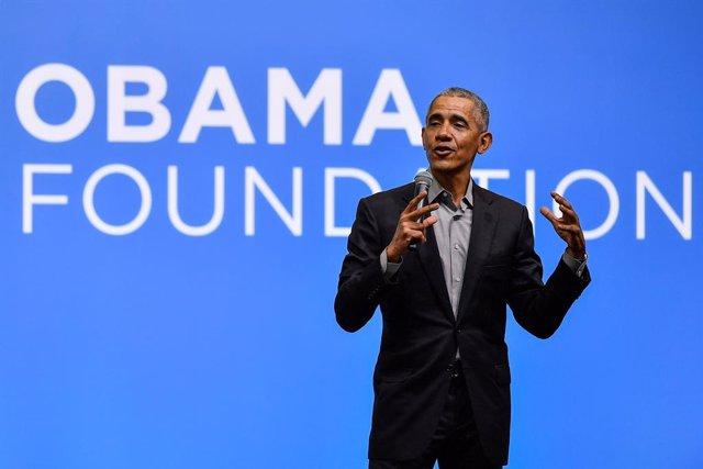 EEUU.- Obama publicará su libro de memorias dos semanas después de las eleccione