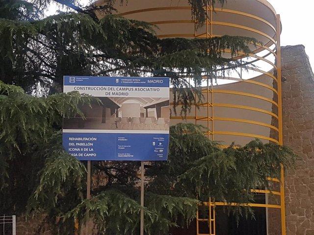 Campus del Asociacionismo de Madrid