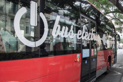 Sensores inteligentes en 18 autobuses de la EMT València obtienen información para mejorar la eficiencia energética