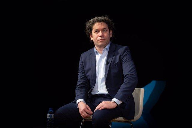 Gustavo Dudamel dirige este viernes la 'Novena sinfonía' de Beethoven en el Pala