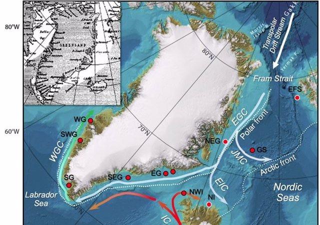 El hielo marino, desencadenante de la Pequeña Edad del Hielo