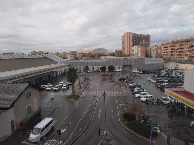 Estació de Renfe d'Alacant, imatge d'arxiu.