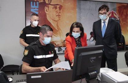 La UME formará a rastreadores en las CCAA que lo soliciten para ayudar en los rastreos