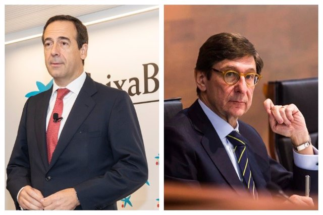 Economía/Finanzas.- CaixaBank y Bankia acuerdan fusionarse y crear el banco más
