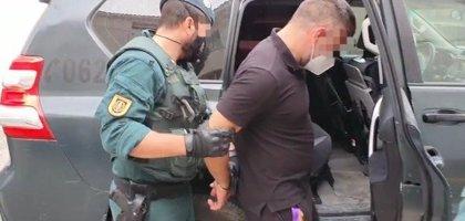 Prisión provisional para uno de los cabecillas del clan de narcotraficantes de 'los Castañas'